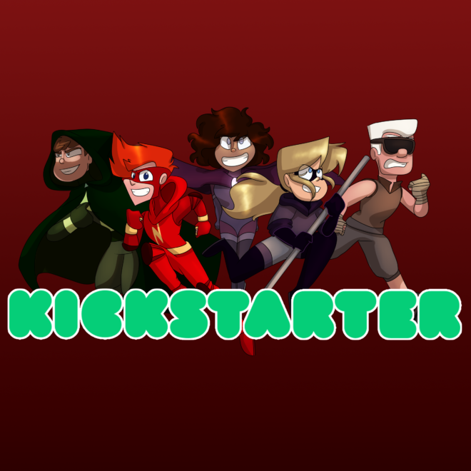 We're LIVE on Kickstarter!